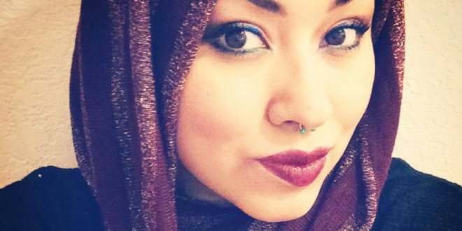 Hindu Hijabi: I feel strong and empowered